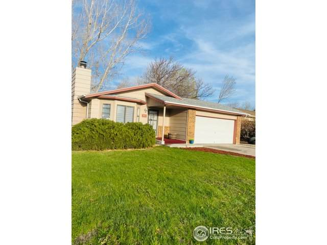 2414 34th Ave, Greeley, CO 80634 (MLS #939212) :: J2 Real Estate Group at Remax Alliance