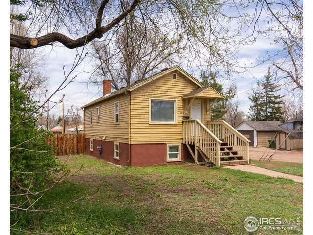 1701 10th St, Greeley, CO 80631 (#939312) :: My Home Team