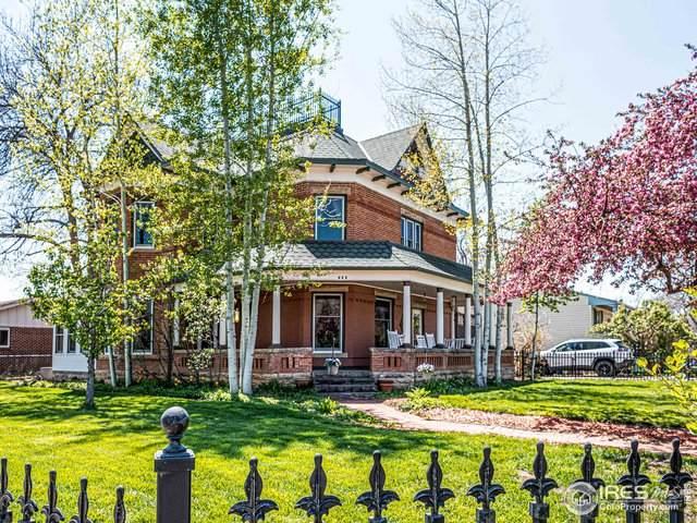 622 E 1st St, Loveland, CO 80537 (MLS #939347) :: J2 Real Estate Group at Remax Alliance