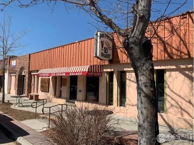 402 Main St, Lyons, CO 80540 (MLS #939452) :: Jenn Porter Group