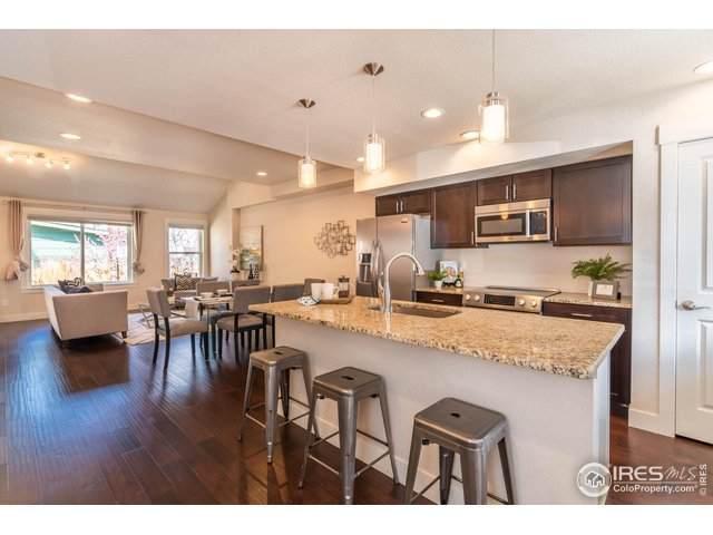 409 Terry St B, Longmont, CO 80501 (MLS #939478) :: 8z Real Estate