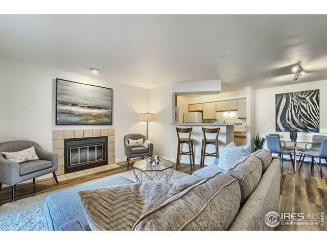 2800 Kalmia Ave C117, Boulder, CO 80301 (MLS #939487) :: J2 Real Estate Group at Remax Alliance