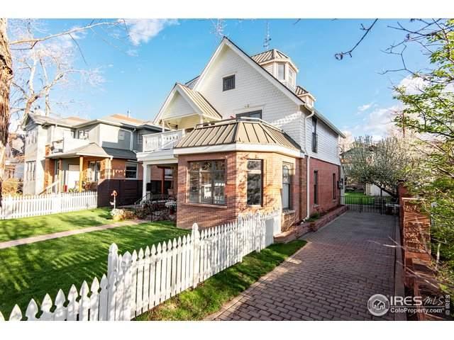 2227 Mapleton Ave, Boulder, CO 80304 (MLS #939600) :: J2 Real Estate Group at Remax Alliance