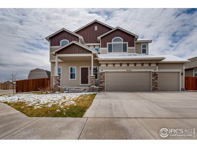 10553 Desert Bloom Way, Colorado Springs, CO 80925 (MLS #939837) :: J2 Real Estate Group at Remax Alliance