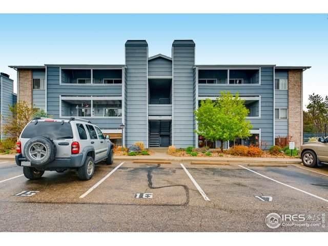 4658 White Rock Cir #1, Boulder, CO 80301 (MLS #939943) :: Stephanie Kolesar