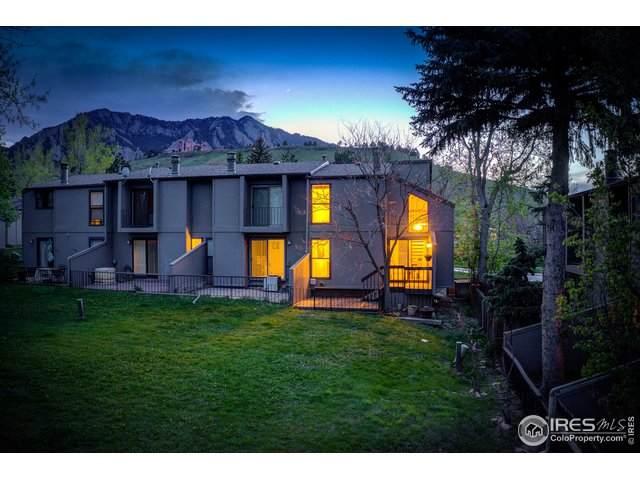 1305 Bear Mountain Dr A, Boulder, CO 80305 (MLS #939985) :: RE/MAX Alliance