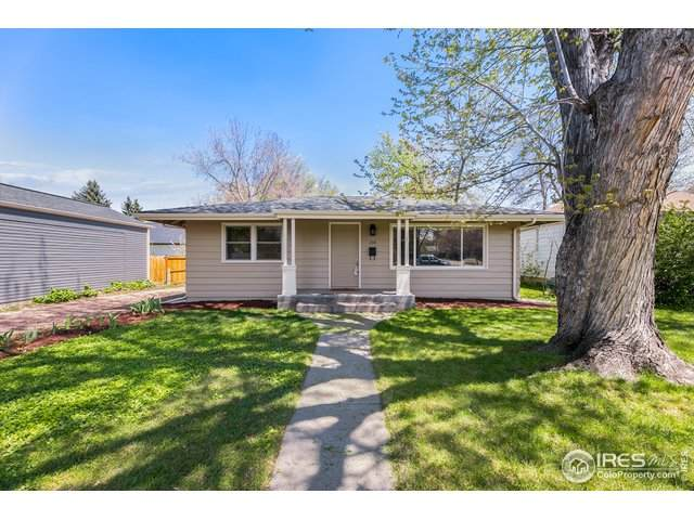 214 S Washington Ave, Fort Collins, CO 80521 (MLS #940015) :: Keller Williams Realty