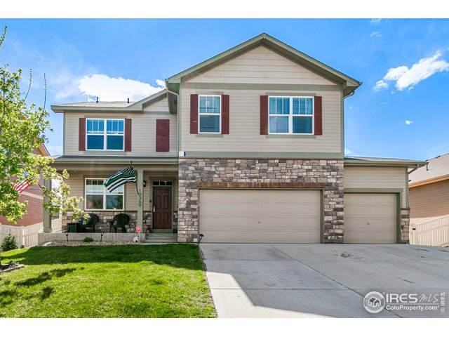 10369 Stagecoach Ave, Firestone, CO 80504 (MLS #940018) :: 8z Real Estate