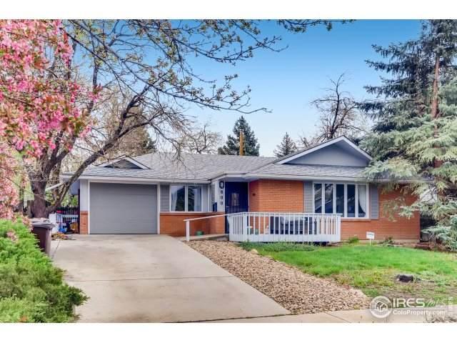 800 Mohawk Dr, Boulder, CO 80303 (MLS #940050) :: RE/MAX Alliance