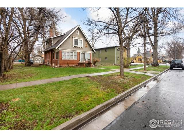 605 Remington St, Fort Collins, CO 80524 (MLS #940131) :: Downtown Real Estate Partners