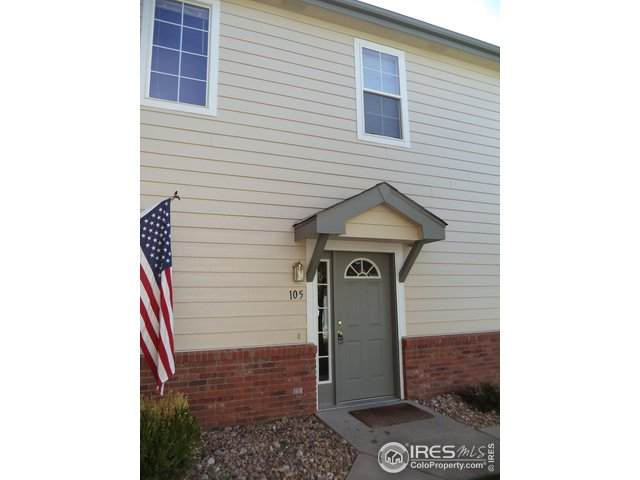 5151 29th St #105, Greeley, CO 80634 (MLS #940143) :: J2 Real Estate Group at Remax Alliance