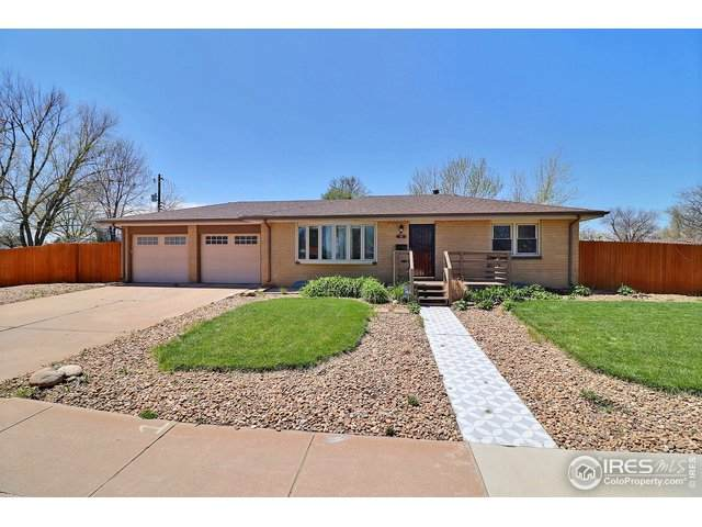 501 28th Ave, Greeley, CO 80631 (MLS #940165) :: J2 Real Estate Group at Remax Alliance