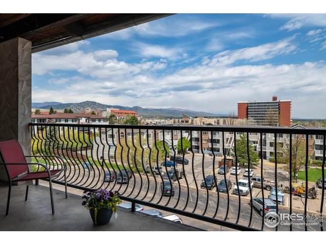 805 29th St #558, Boulder, CO 80303 (MLS #940455) :: Jenn Porter Group