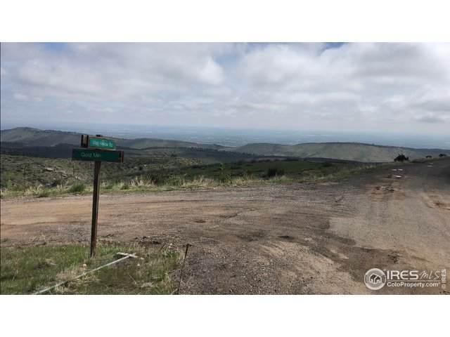 0 Gold Mine Rd, Loveland, CO 80538 (#940495) :: milehimodern