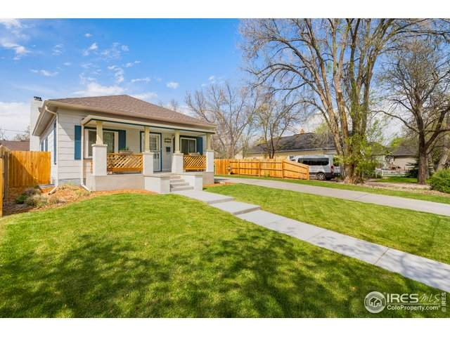 927 W 5th St, Loveland, CO 80537 (MLS #940770) :: Find Colorado