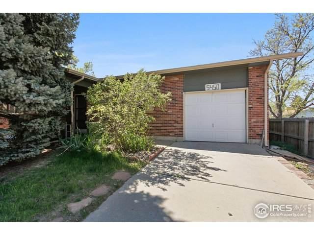 5450 W 102nd Pl, Westminster, CO 80020 (MLS #941283) :: 8z Real Estate