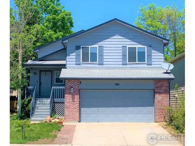 391 E 42nd St, Loveland, CO 80538 (MLS #941353) :: Wheelhouse Realty