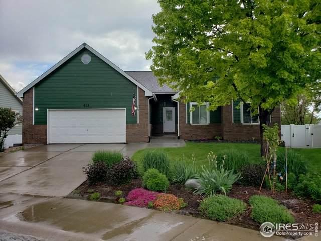 603 62nd Ave Ct, Greeley, CO 80634 (MLS #941812) :: Wheelhouse Realty