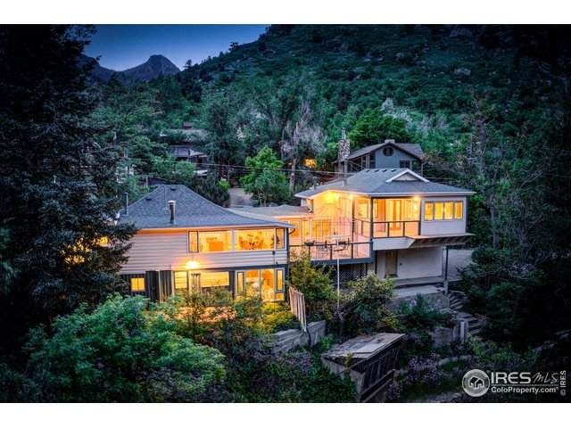 151 Artesian Dr, Eldorado Springs, CO 80025 (MLS #942226) :: Find Colorado
