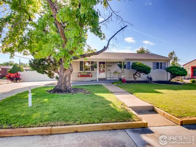 7990 Xavier St, Westminster, CO 80030 (#942301) :: Re/Max Structure