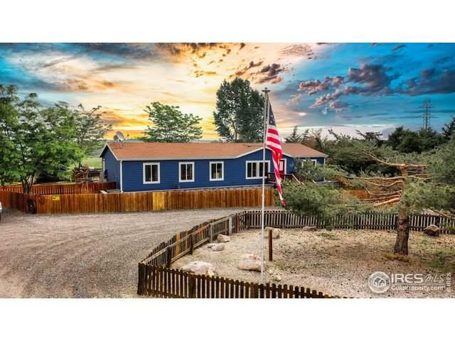 10005 County Road 84, Ault, CO 80610 (MLS #942384) :: Wheelhouse Realty