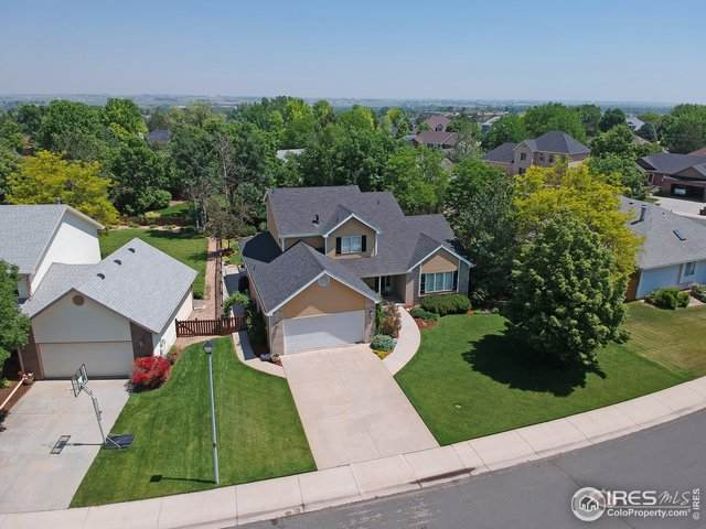 7211 W Canberra St Dr, Greeley, CO 80634 (MLS #942493) :: RE/MAX Alliance