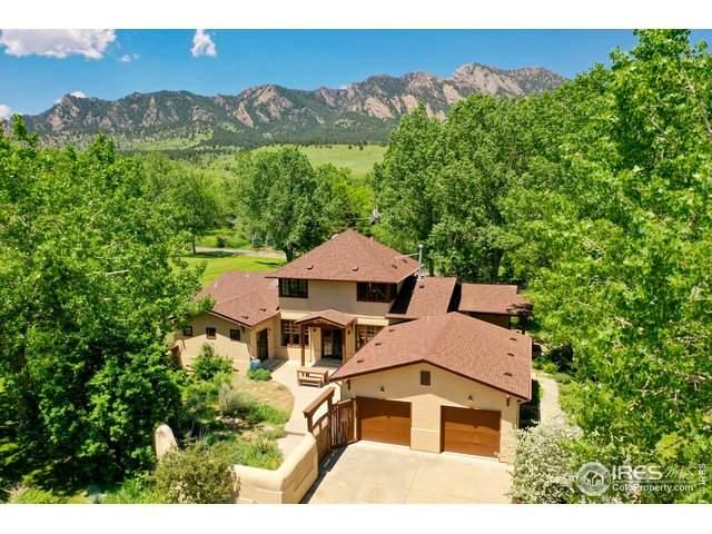 4378 Prado Dr, Boulder, CO 80303 (MLS #942596) :: RE/MAX Alliance