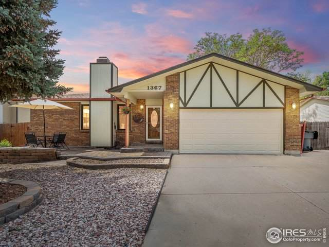 1367 Gay Cir, Longmont, CO 80501 (MLS #942631) :: 8z Real Estate