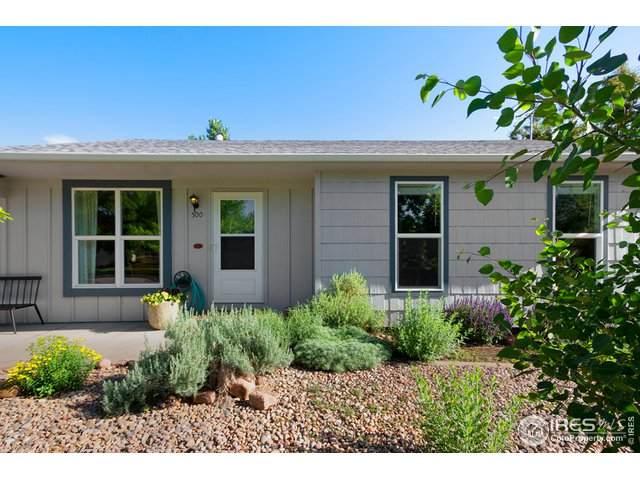 500 Goldeneye Dr, Fort Collins, CO 80526 (MLS #942762) :: Kittle Real Estate