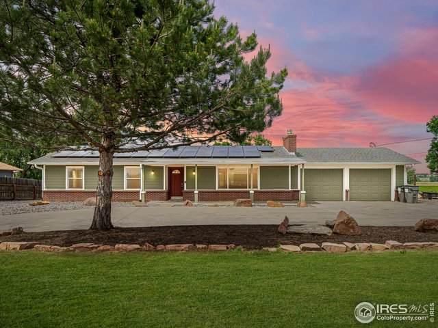 11571 Quail Rd, Longmont, CO 80501 (MLS #942829) :: 8z Real Estate