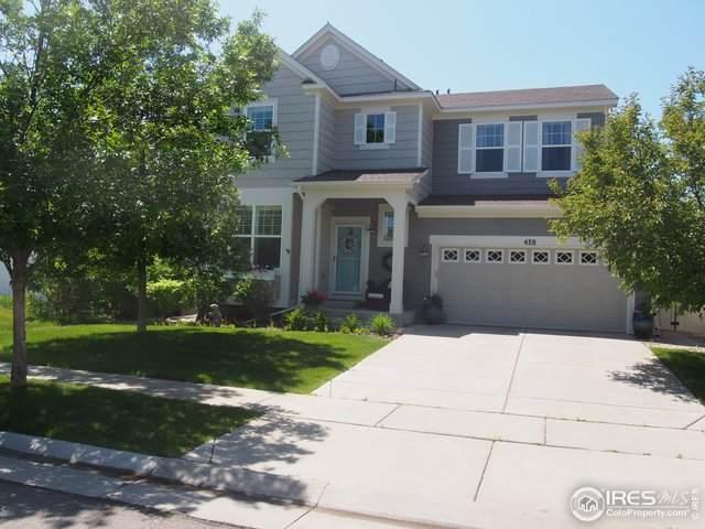 458 Jackson St, Lafayette, CO 80026 (MLS #943028) :: 8z Real Estate