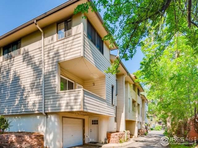 1833 22nd St D, Boulder, CO 80302 (#943169) :: milehimodern