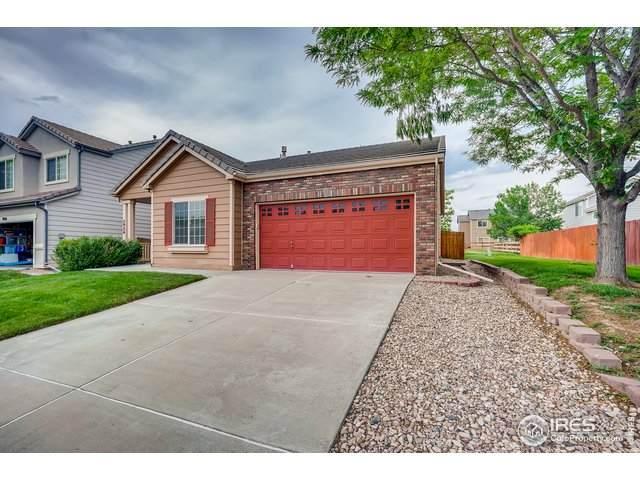 3926 Rannoch St, Fort Collins, CO 80524 (MLS #943170) :: Colorado Home Finder Realty