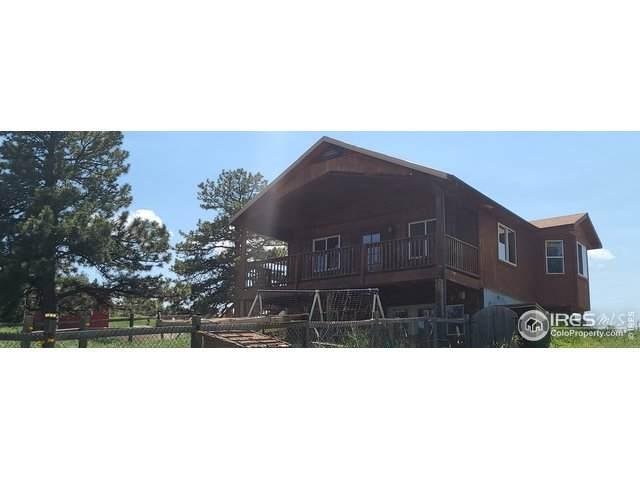 1001 Snow Top Dr., Drake, CO 80515 (MLS #943246) :: 8z Real Estate
