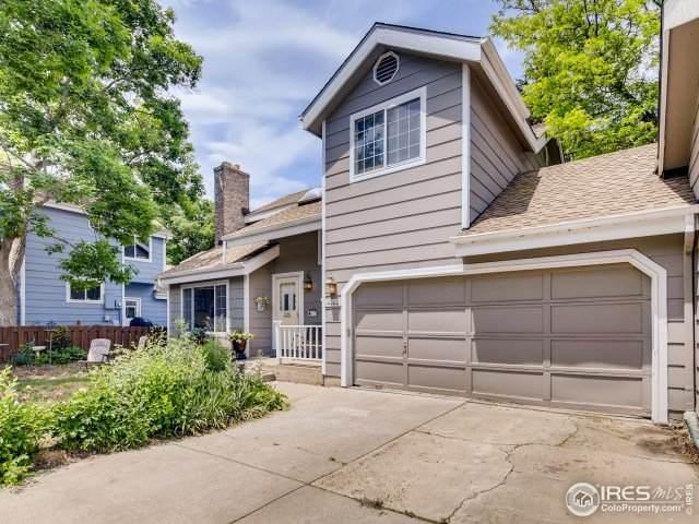 8083 Meadowdale Sq, Niwot, CO 80503 (MLS #943406) :: Downtown Real Estate Partners