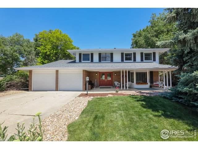 6985 Harvest Rd, Boulder, CO 80301 (MLS #943469) :: Downtown Real Estate Partners
