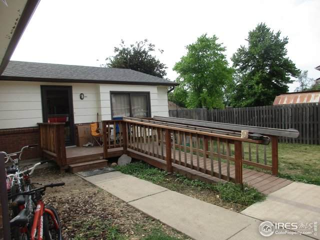 3004 Yellow Wood Ct, Loveland, CO 80538 (#943512) :: The Griffith Home Team