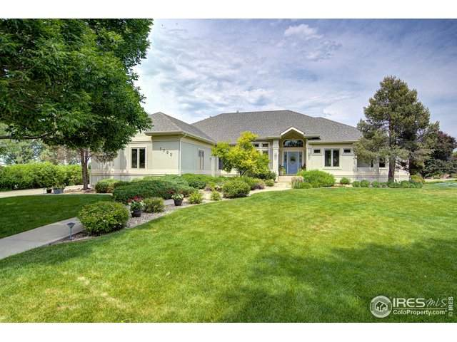 3702 Valley View Ct, Loveland, CO 80537 (#943690) :: The Griffith Home Team