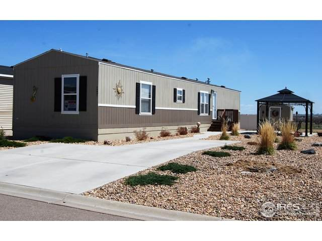 3112 Antelope Way #416, Evans, CO 80620 (MLS #4221) :: J2 Real Estate Group at Remax Alliance