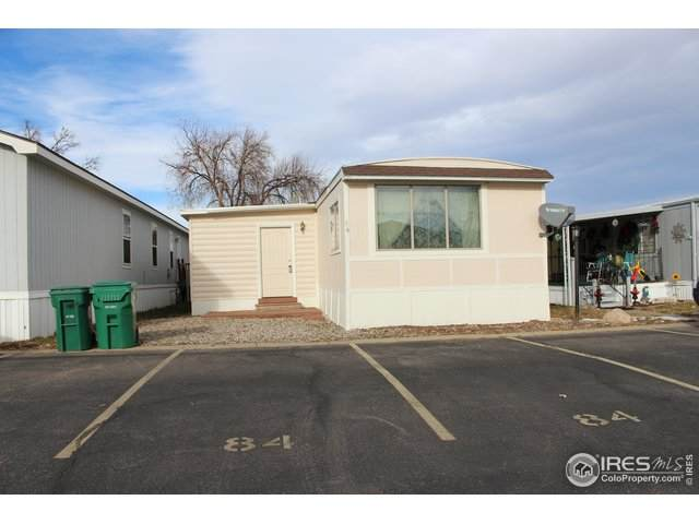 221 W 57th St A84, Loveland, CO 80538 (MLS #4532) :: Jenn Porter Group