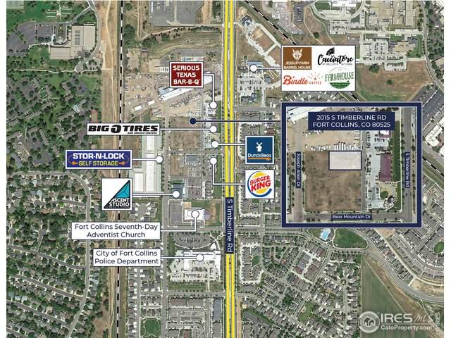 2015 S Timberline Rd, Fort Collins, CO 80525 (MLS #636486) :: Downtown Real Estate Partners