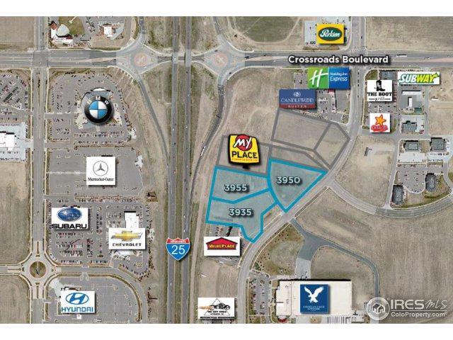 3955 Peralta Dr, Loveland, CO 80538 (MLS #750745) :: 8z Real Estate