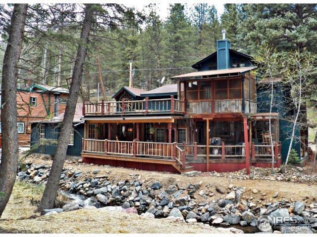 972 Fox Creek Rd, Glen Haven, CO 80532 (MLS #787205) :: 8z Real Estate