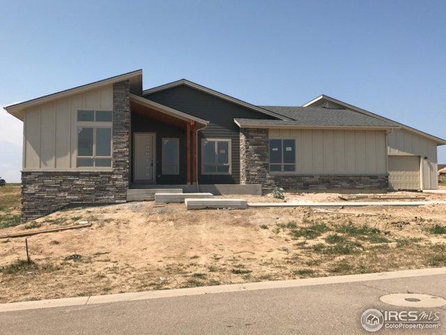 3811 Bridle Ridge St, Severance, CO 80546 (MLS #788071) :: 8z Real Estate