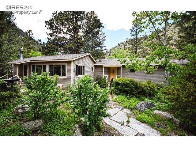 35 Black Hollow Rd, Bellvue, CO 80512 (MLS #793460) :: 8z Real Estate