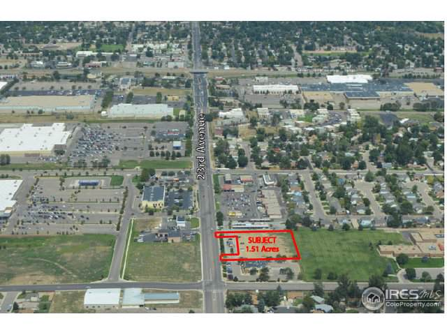 3350 23rd Ave, Evans, CO 80620 (MLS #800014) :: Downtown Real Estate Partners