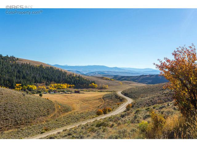 150 County Road 217, Parshall, CO 80468 (MLS #803678) :: 8z Real Estate