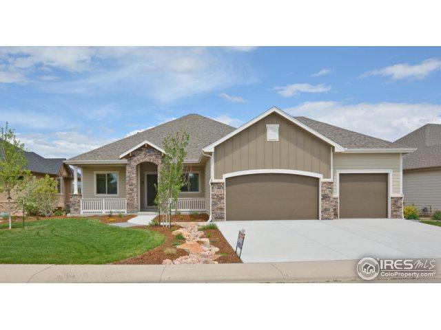 375 Peregrine Pt, Eaton, CO 80615 (MLS #803736) :: 8z Real Estate
