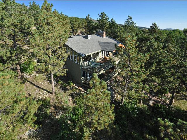 2950 N Lakeridge Trl, Boulder, CO 80302 (MLS #805908) :: 8z Real Estate