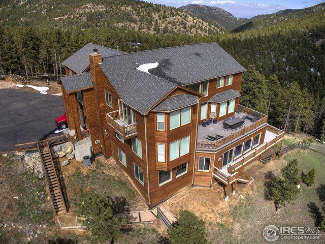 29448 Loomis Way, Golden, CO 80403 (MLS #806774) :: 8z Real Estate